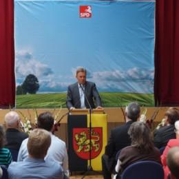 Thomas Oppermann (Vorsitzender SPD-Unterbezirk Göttingen)